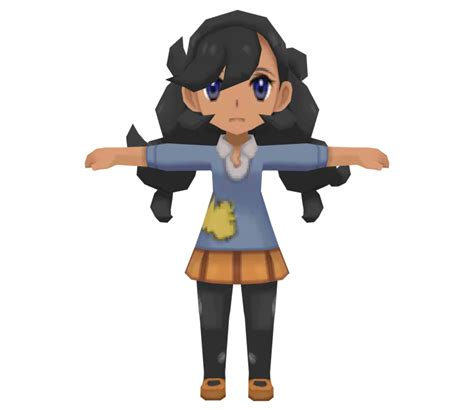 ds pokemon   emma  models resource