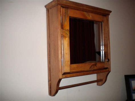 Wooden Medicine Cabinets, Wood Bathroom Medicine Cabinets