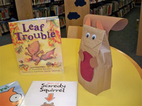 squirrel crafts for preschoolers leaf trouble squirrel 632 | cd45889609fb9604d02298f1c80f5d36