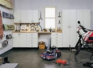 des idees pratiques pour votre rangement garage With placard de rangement garage