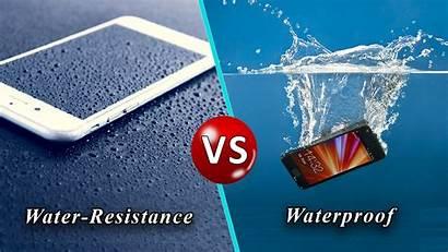 Water Waterproof Resistant Difference Between Iphone Resistance