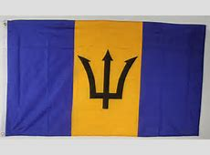 Flagge Fahne Barbados Barbadosflagge Nationalflagge