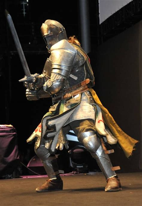 For Honor - Warden Knight - Cosplay by https://www ...