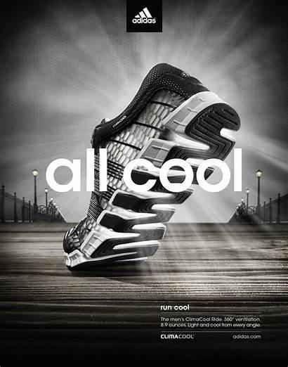 Adidas Advertising Cool Creative Climacool Ride Run