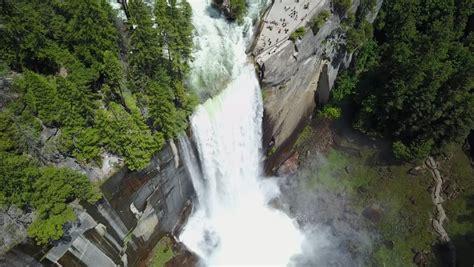 Vernal Falls Yosemite National Park California Image