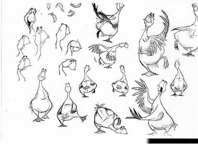 Balto Boris Character Expressions Concept Animationsource Sketches
