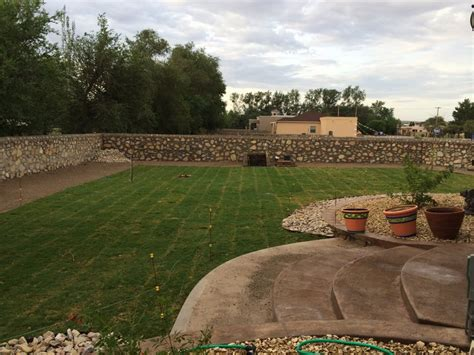 landscape el paso all trust landscaping landscaping el paso tx reviews photos yelp