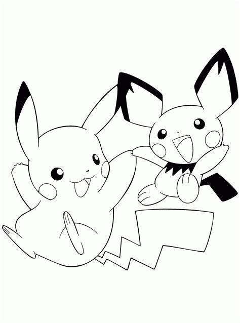 Dibujos para colorear de Pokemon pintar e imprimir