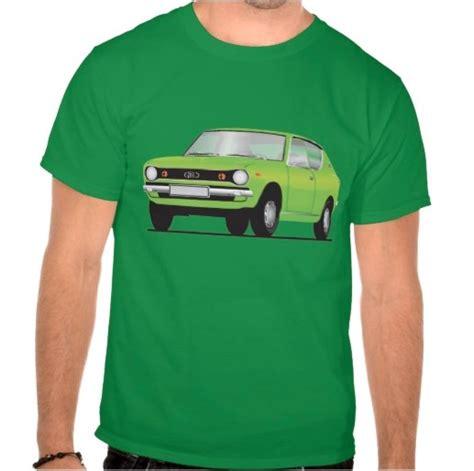 Datsun Shirts by Datsun Cherry 100a E10 T Shirt Automobile Tees