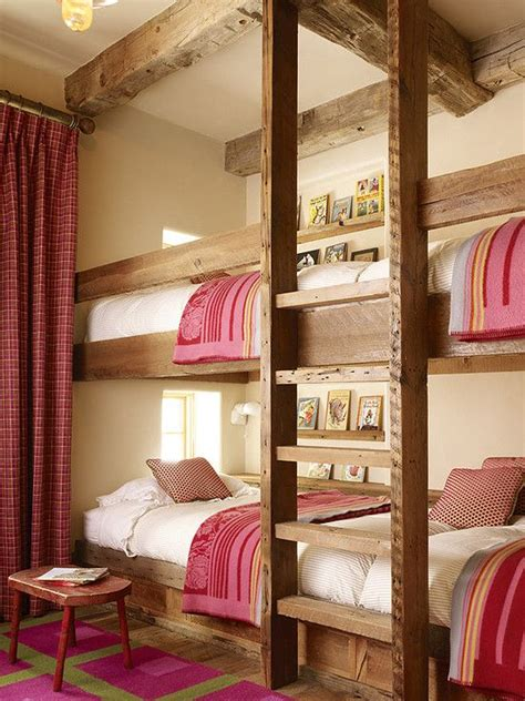 We may earn commission on some of the items you choose to buy. 26 Cool And Functional Built-In Bunk Beds For Kids - DigsDigs