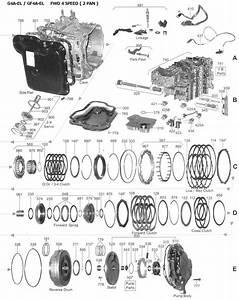 Diagrama Transmision Automatica Ford Explorer 94