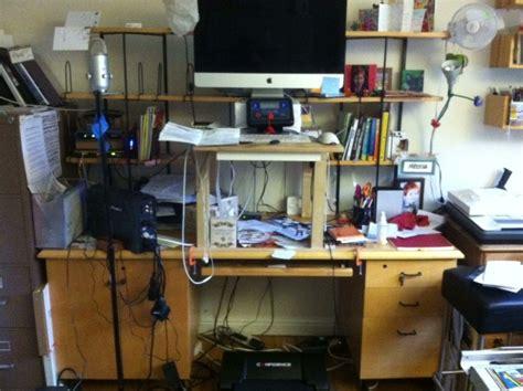 ikea hack standing desk ikea hack treadmill desk