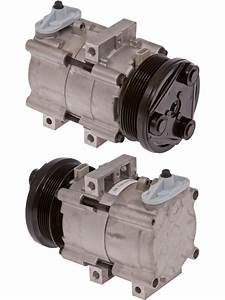 New Ac A  C Compressor With Clutch Air Conditioning Pump 1