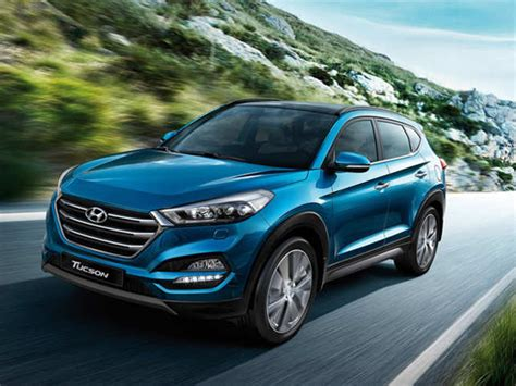Hyundai suv models in india. Hyundai SUV Tuscon: Hyundai rolls out premium SUV Tucson ...
