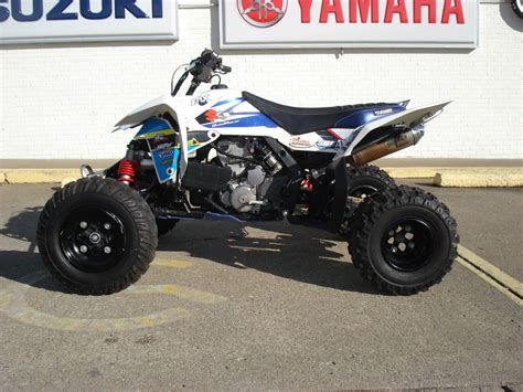 Suzuki Quadracer R450 by 2008 Suzuki Quadracer R450 White 2008 Suzuki Atv In