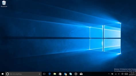 The Windows 10 Wallpaper Comes To Life In Microsoft's New