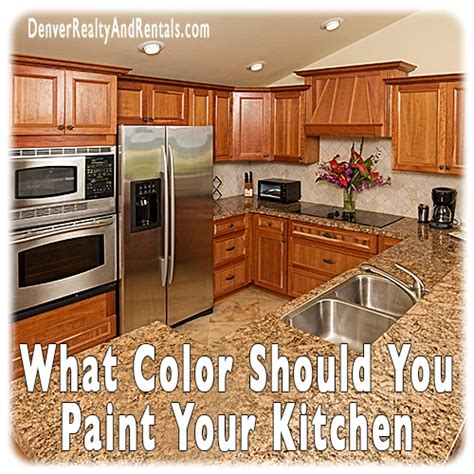 What Color Should You Paint Your Kitchen