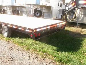 2016 Load Trail 26 Straight Deck Gn Load Trail Equipment