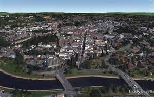 Google Map Exeter