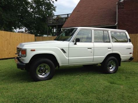 1984 Toyota Land Cruiser by Sell Used 1984 Toyota Land Cruiser In Charles