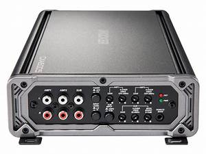 Kicker 43cxa6005 Multi Channel Amp Cx Series Cxa600 5