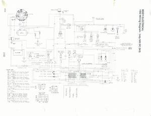 91 Indy 500 Wiring Diagram