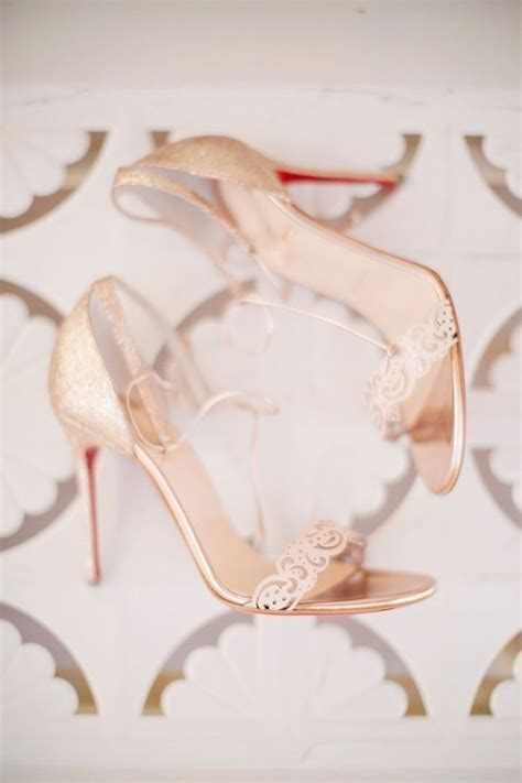 christian louboutin wedding shoes   fall  love