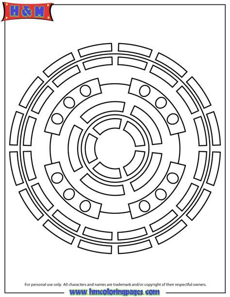 circular mandala coloring page   coloring pages
