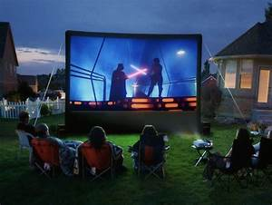 Best Outdoor Projectors For Movies  Ud83d Udcfd Ufe0f Report On Top