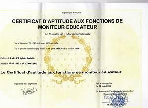 Diplome Moniteur Auto école : diplome de moniteur ducateur ~ Medecine-chirurgie-esthetiques.com Avis de Voitures