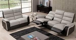 univers du cuir canape 28 images canape cuir et angle With tapis de course avec canape sur mesure italien