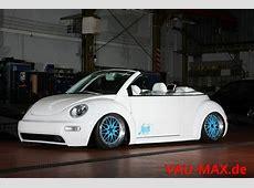 SuicideSpeedster New Beetle Cabrio mit Selbstmördertüren