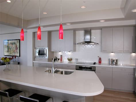contemporary kitchen lighting ideas dimensions logement toutes les dimensions pour bien 5728