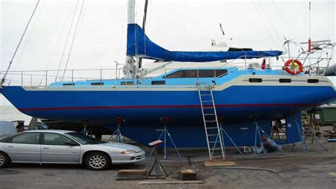 Sailboat Project the big sailboat project trailer