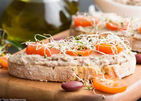 ma cuisine vegetalienne pâté végétalien de tasty mediterraneo les recettes
