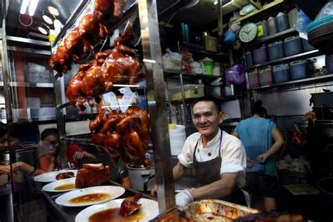 singapores michelin starred street food vendor opens