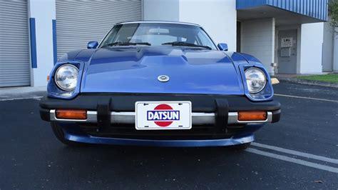 Nissan Datsun 280zx For Sale by For Sale 1981 Nissan Datsun 280zx