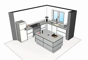 Wandgestaltung Online Planen Kostenlos : k cheneinrichtung planen ~ Bigdaddyawards.com Haus und Dekorationen