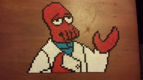 Making a bead sprite? Why not Zoidberg? by zlink88 on ...