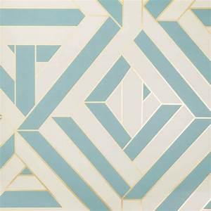 Papier Peint Art Deco : papier peint art d co nos mod les pr f r s joli place ~ Dailycaller-alerts.com Idées de Décoration