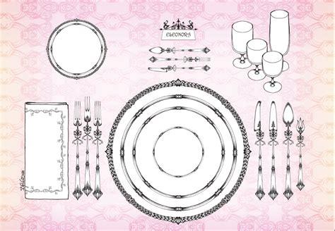 Posizione Bicchieri A Tavola by Apparecchiare A Regola D Arte Table Settings Formale E