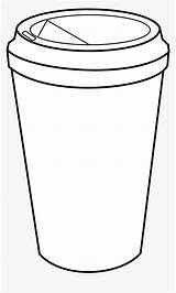 Coffee Coloring Cup Clipart Clip Drawing Cups Starbucks Line Paper Lid Recycle Hi Jar Clipartmag Wavy Bbq Kindpng Transparent Vhv sketch template