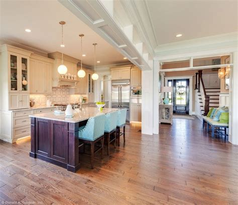how to plan a kitchen design kitchen island with upholstered bar seats the rangemoss 8830