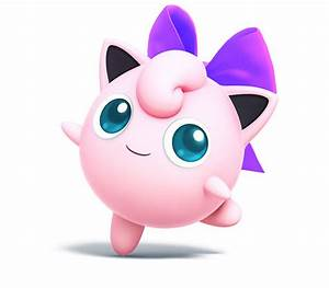 SSB64 Ribbons Jigglypuff Super Smash Bros For Wii U
