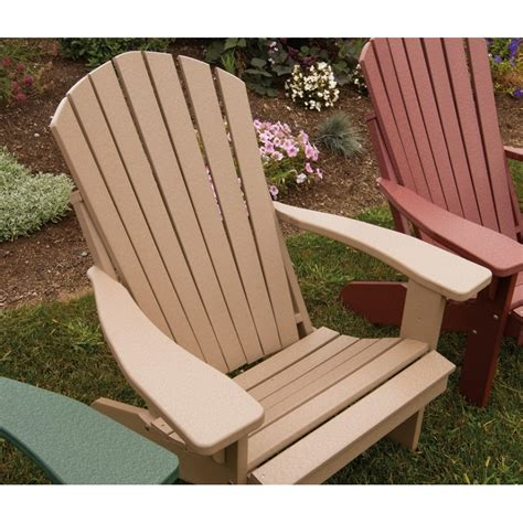Adirondack Chair Kit Polywood by Portable September 2016