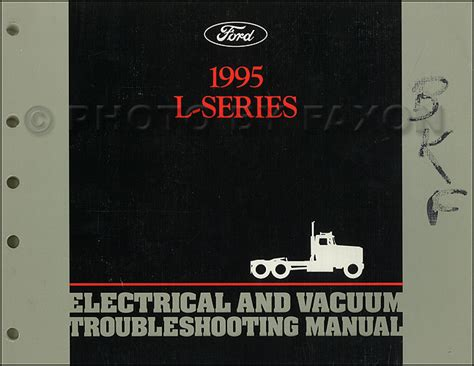1989 Ford L9000 Wiring Diagram by Wiring Diagram For Ford L8000