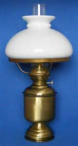 Coleman Lamp Mantles by Oil Lamps
