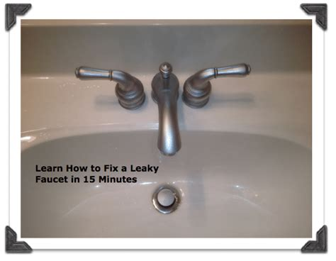 how to fix a dripping kitchen sink faucet how to stop a leaking faucet in kitchen
