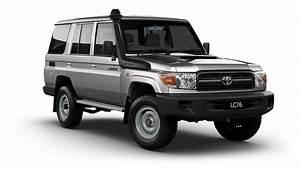 Toyota Landcruiser 70 Series 76 Series