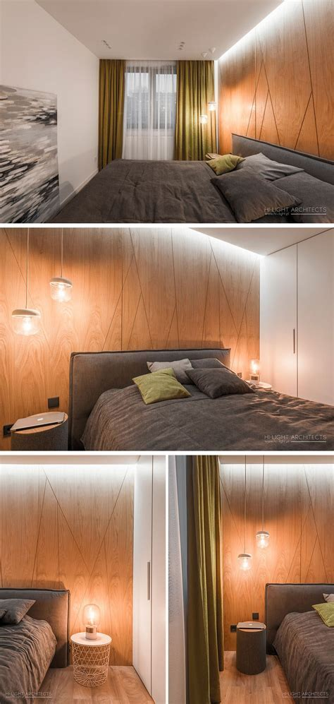 Hi Light Architects have designed a modern apartment in